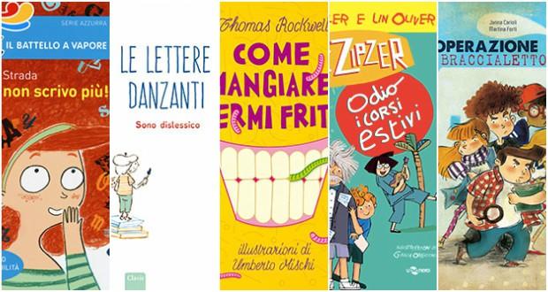 Libri per bambini dislessici