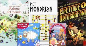 Libri per bambini con adesivi