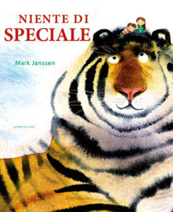 Mark Janssen, Niente di speciale