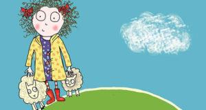 Particolare della copertina del libro «Dottie Blanket e la collina»