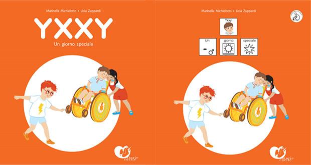 «Yxxy. Un giorno speciale»: le copertine delle due versioni