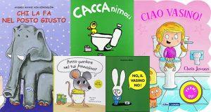 Libri per bambini su come togliere il pannolino