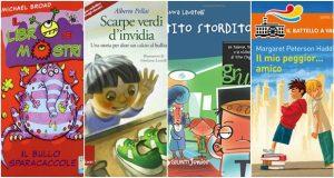 Quattro libri per bambini contro il bullismo