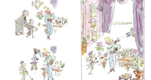 Quentin Blake, Clown