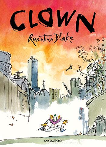 Quentin Blake, Clown