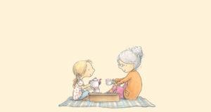 Nonna dimentica