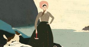 Annalisa Strada, La cacciatrice di fossili. Mary Anning si racconta, illustrazioni di Daniela Tieni, Editoriale Scienza