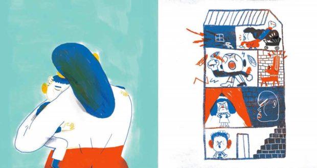 Guia Risari, Mamma cerca casa, illustrazioni Massimiliano di Lauro