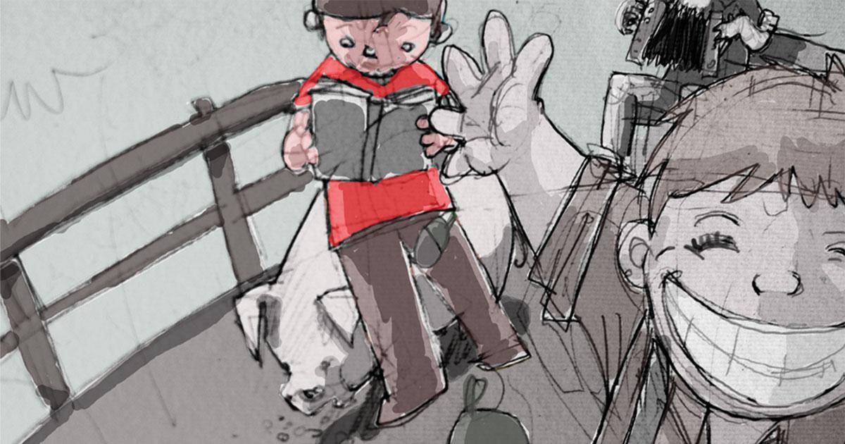 Alessandro Petruccelli, Il presepe nel bosco, illustrazioni di Emiliano Billai, Graphe.it