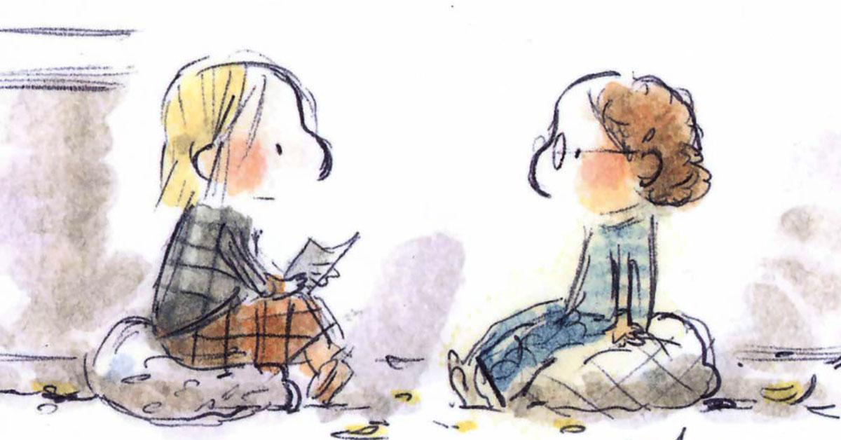 Susie Morgenstern, Vuoi essere mia amica?, illustrazioni di Claude K. Dubois, traduzione di Maria Bastanzetti, Babalibri