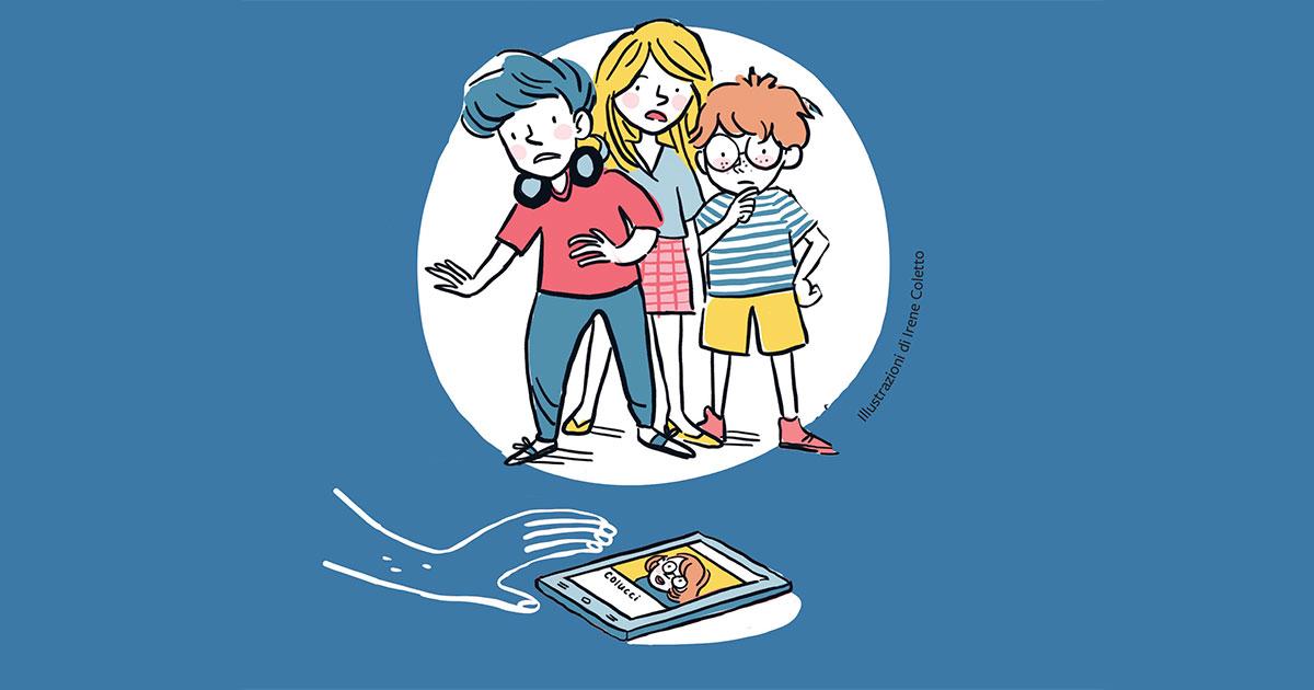 Anna Fogarolo, Il furto dell'identità digitale, illustrazioni di Irene Coletto, Erickson