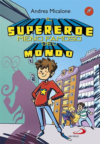 Andrea Micalone, Il supereroe meno famoso del mondo
