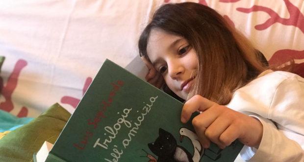 Mavì Borrelli legge la Trilogia dell'amicizia di Luis Sepúlveda
