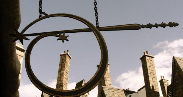 Le bacchette magiche di Harry Potter