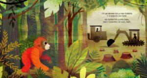 C'è un orango nella mia cameretta