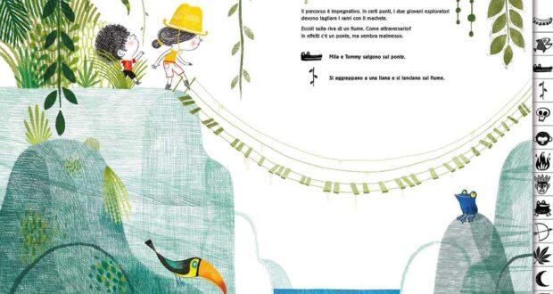 Libri per bambini con finale a scelta