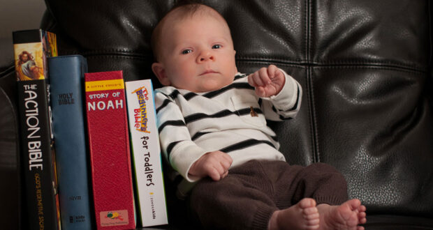 Libri per neonat