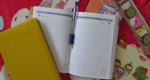 Frasi da scrivere sul diario di scuola