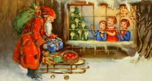 La leggenda di Babbo Natale