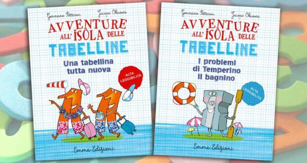 Avventure all'isola delle tabelline: Germano Pettarin e Jacopo Olivieri e la bellezza della matematica