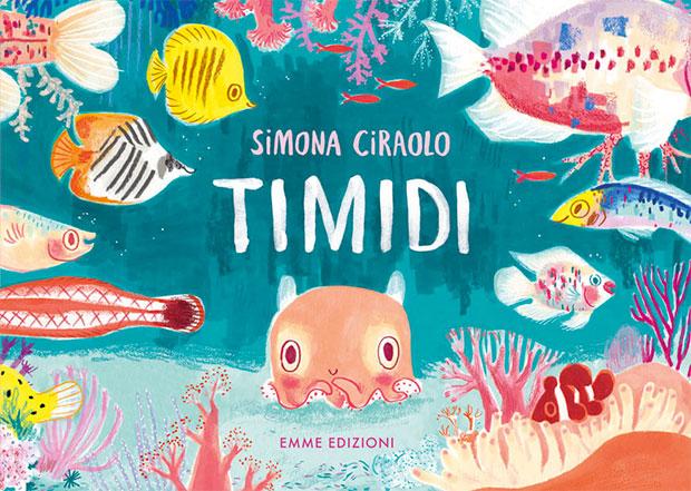 Timidi: Simona Ciraolo racconta la timidezza dei più piccoli