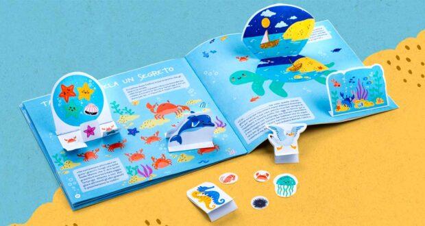 Libri pop up per bambini da costruire